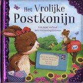 Prentenboek Het vrolijke postkonijn