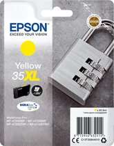 Epson 35XL - Inktcartridge / Geel
