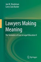 Lawyers Making Meaning