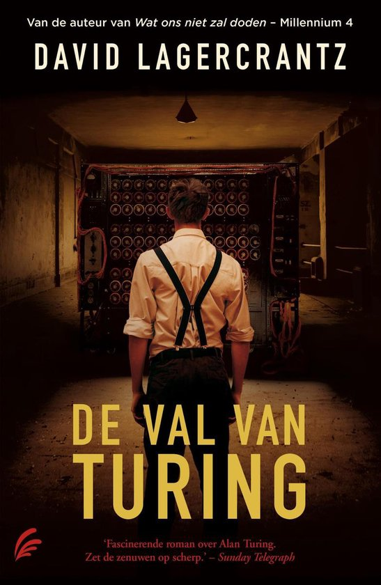 De val van Turing - David Lagercrantz |