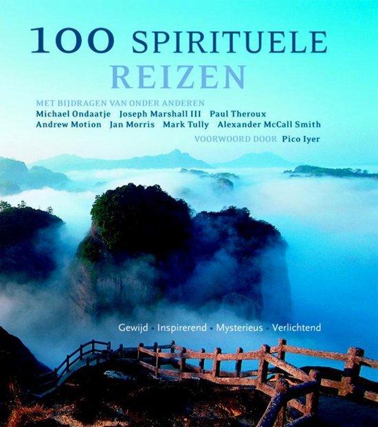 Cover van het boek '100 Spirituele reizen' van  *