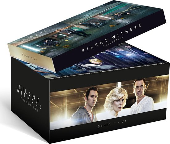 Silent Witness collection box 1 - 21