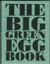 Boek cover The Big Green Egg Book van Dirk Koppes