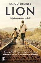 Boek cover Lion van Saroo Brierley (Onbekend)