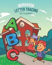 Workbook Letter Tracing ABC for Preschooler.