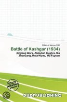 Battle of Kashgar (1934)