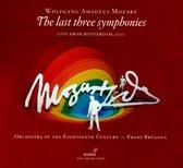 Mozart - The Last Three Symphonies