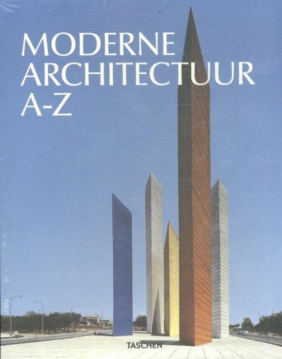 LIBRERO: Moderne Architectuur van A-Z - Laszlo Taschen |