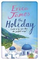 Boek cover The Holiday van Erica James