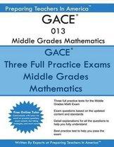 GACE 013 Middle Grade Mathematics