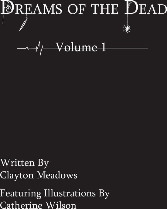 Omslag van Dreams of the Dead Volume 1