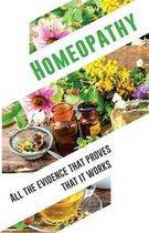 Boek cover Homeopathy van Independent Institute for Medici