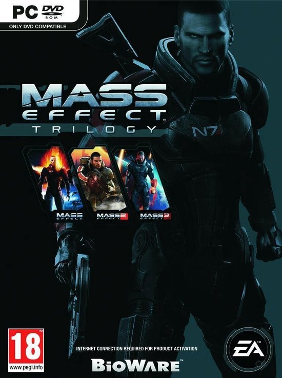 Mass Effect – Trilogy Edition – Windows