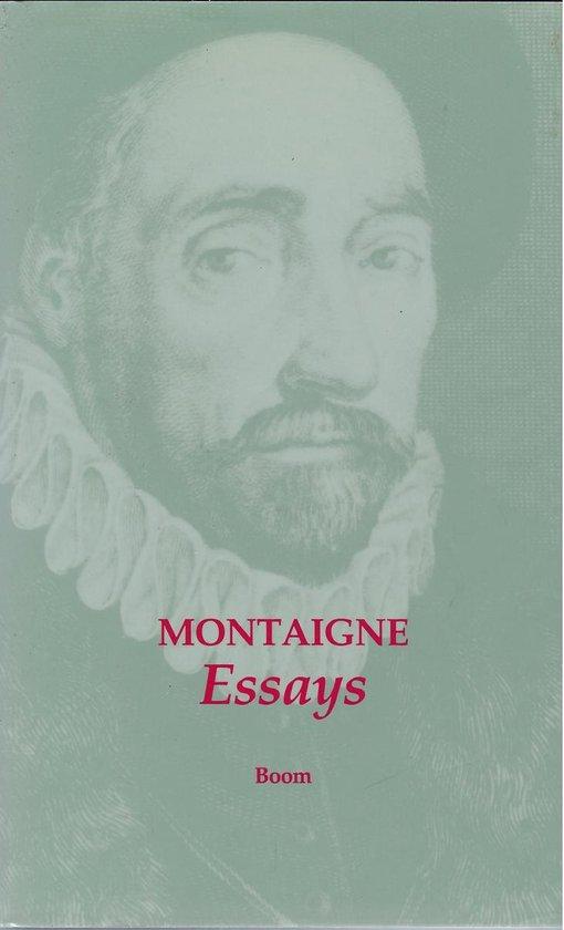Essays - Michel De Montaigne |
