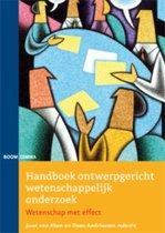 Afbeelding van Handboek ontwerpgericht wetenschappelijk onderzoek
