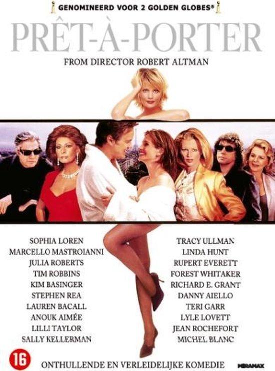 Cover van de film 'Pret A Porter'