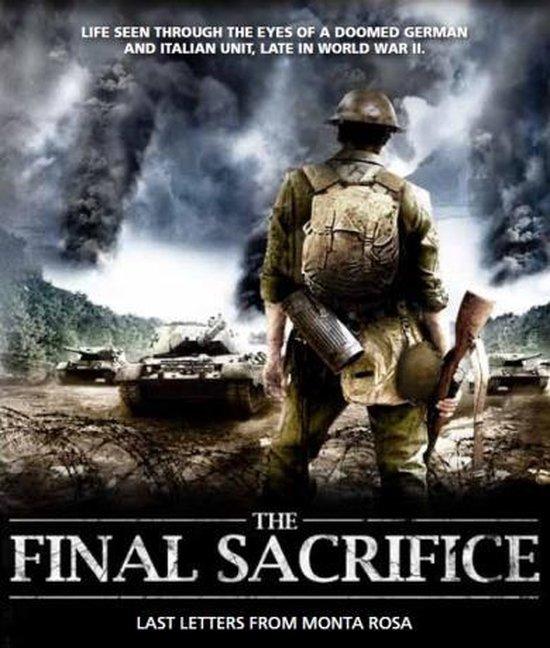 Cover van de film 'The Final Sacrifice'