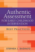 Omslag Authentic Assessment for Early Childhood Intervention