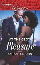 At the Ceo's Pleasure