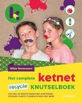 COMPLETE KETNET RECYCLE KNUTSELBOEK, HET