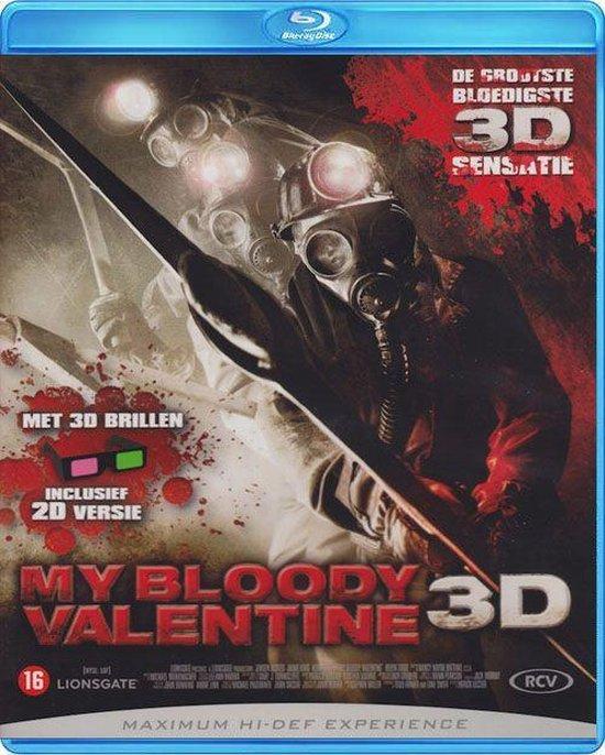 Cover van de film 'My Bloody Valentine'