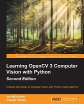Learning OpenCV 3 Computer Vision with Python -
