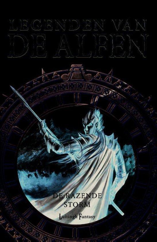 Legenden van de Alfen - De Razende Storm - Markus Heitz |