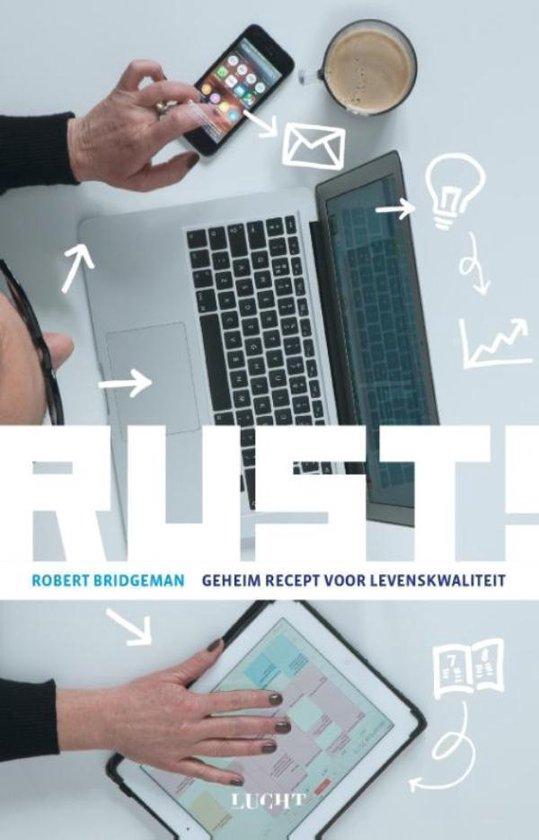 Boek cover Rust! van Robert Bridgeman (Onbekend)
