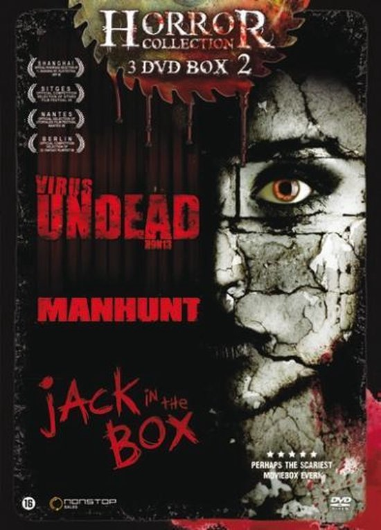Cover van de film 'Horror Collection - Box 2'