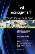 Test Management Complete Self-Assessment Guide