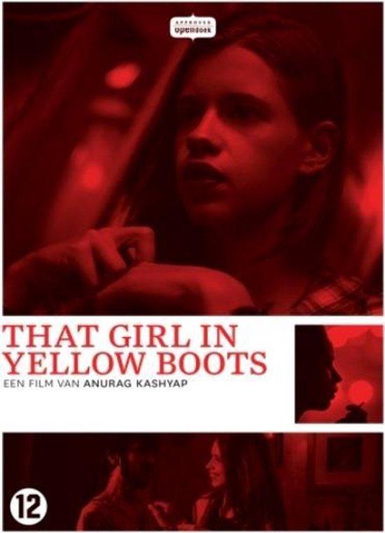 Cover van de film 'That Girl In Yellow Boots'