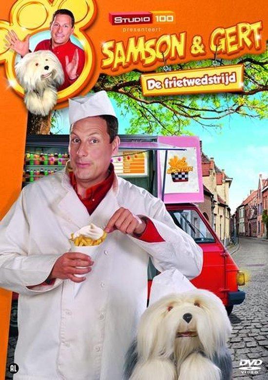 Cover van de film 'De Frietwedstrijd'