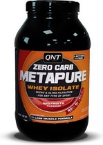 QNT METAPURE ZeroCarb -Whey Isolaat - 1kg Red Fruit