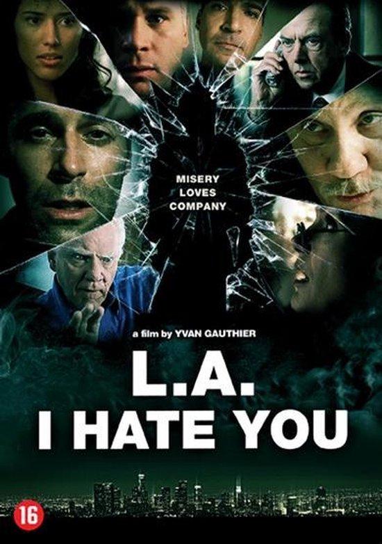 Cover van de film 'La I Hate You'