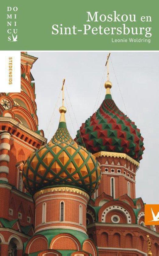 Dominicus stedengids - Moskou en Sint-Petersburg - Leonie Woldring |