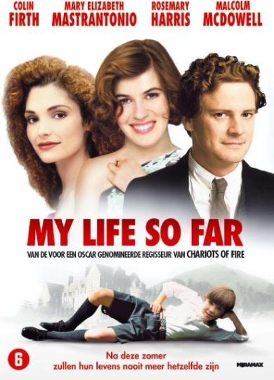 Cover van de film 'My Life So Far'