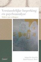 Reeks Psychoanalytisch Actueel 21 - Verstandelijke beperking en psychoanalyse