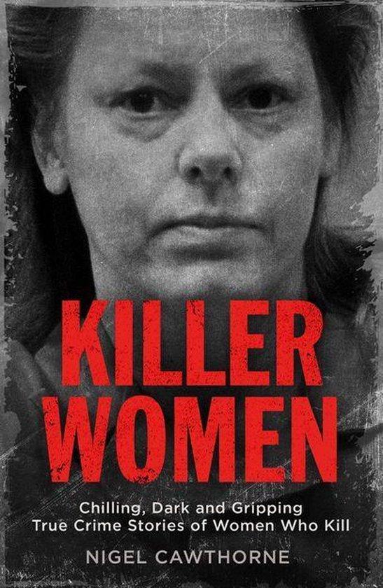 Omslag van Killer Women