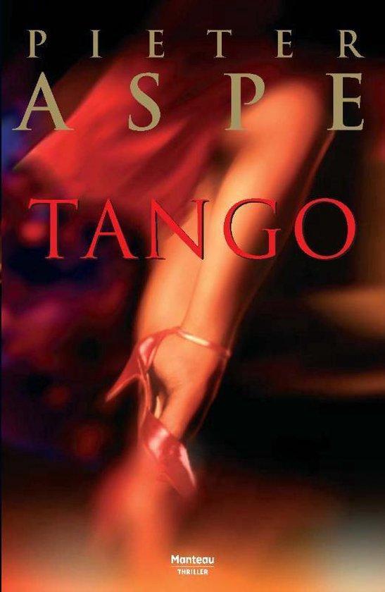 Cover van het boek 'Tango'