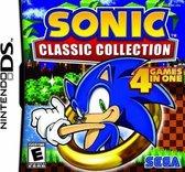 SEGA Sonic Classic Collection video-game Nintendo DS