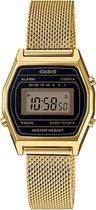 Casio Horloge - Staal - Zwart - 30 mm