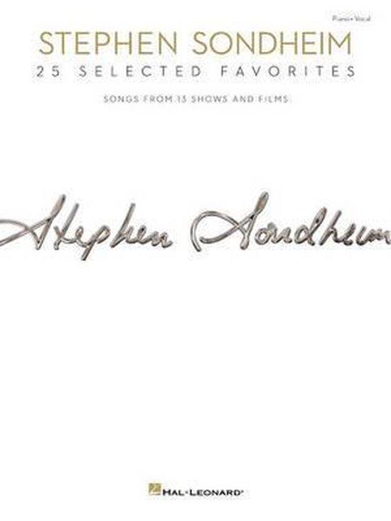 25 Selected Favorites