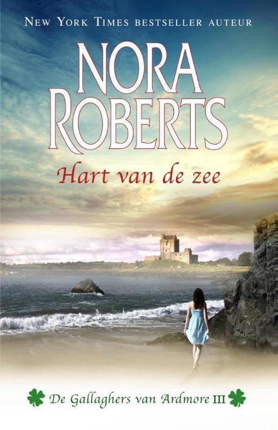 Cover van het boek 'Hart van de zee' van Nora Roberts