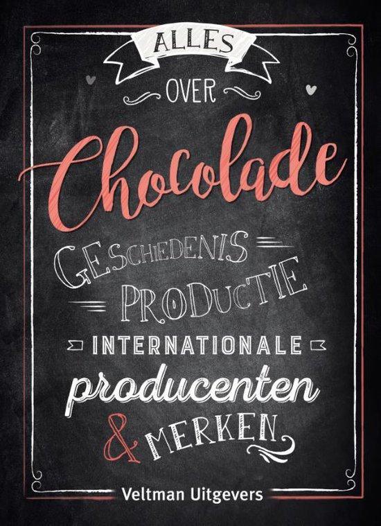 Alles over chocola - none pdf epub