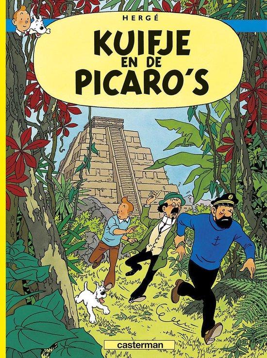 Kuifje 23. kuifje en de picaro's - Hergé pdf epub