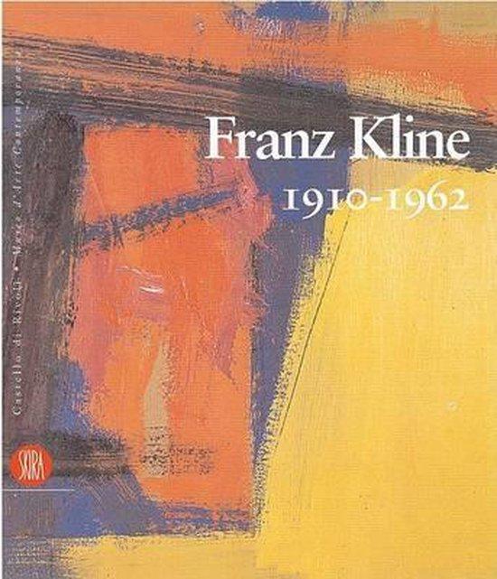 Boek cover Franz Kline (1910-1962) van Carolyn Christov-Bakargiev (Paperback)