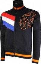 Nederlands Elftal Jack - Holland - Maat M - Zwart