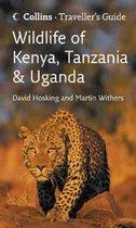 Wildlife of Kenya, Tanzania and Uganda (Traveller's Guide)
