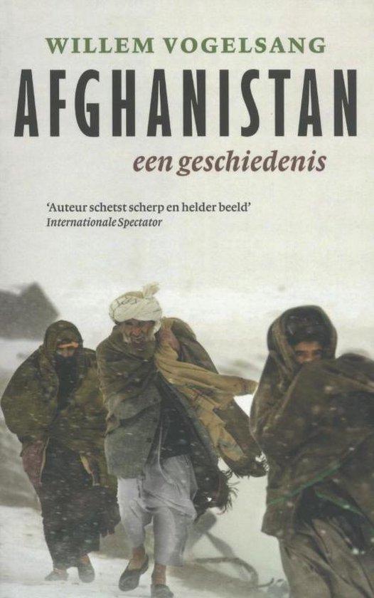 Landenreeks - Afghanistan, een geschiedenis - W. Vogelsang |