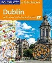 Boek cover POLYGLOTT Reiseführer Dublin zu Fuß entdecken van Jonny Rieder